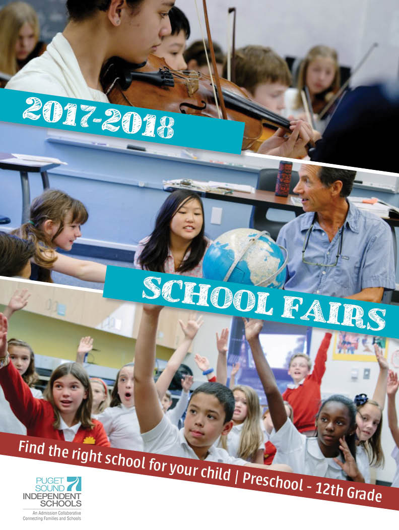 Puget Sound Independent Schools Fairs